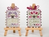 duo bouquets anciens